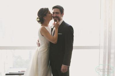 Contigo el tiempo se detiene: La boda de Mary Carmen y Daniel