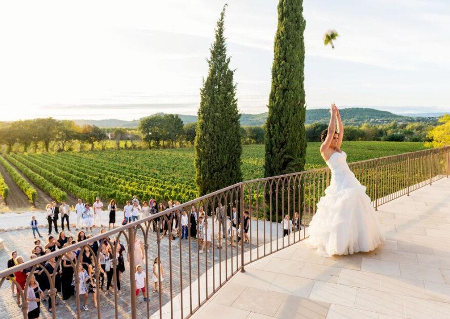 Le Château Maîme, un lieu de réception d'exception au cœur de vignes familiales