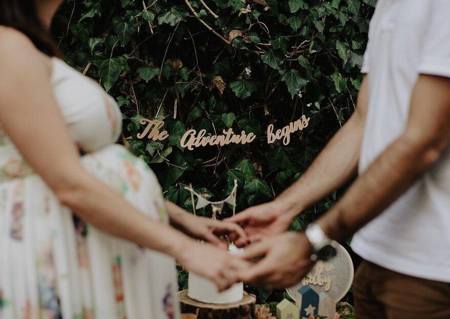 Como organizar o seu casamento estando grávida