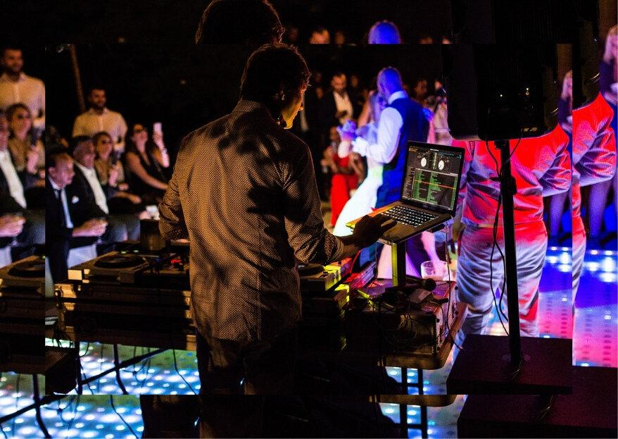 Groovebox: agentes do universo ao serviço dos noivos e da festa