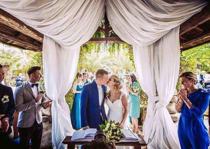 Rossella Celebrini, il floral design e la Toscana: la formula di un matrimonio semplicemente perfetto