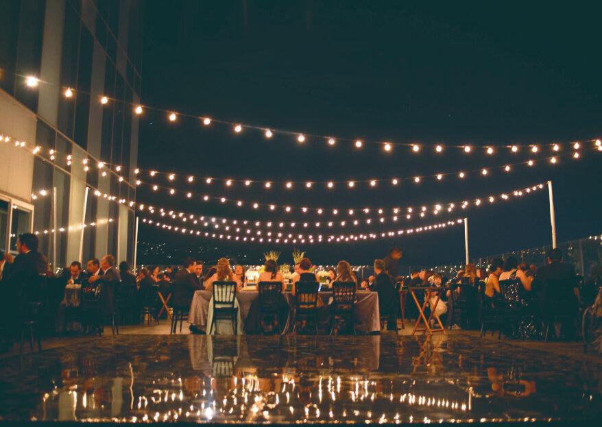 ¿Tu boda? El mejor de los espectáculos con Blue Lounge