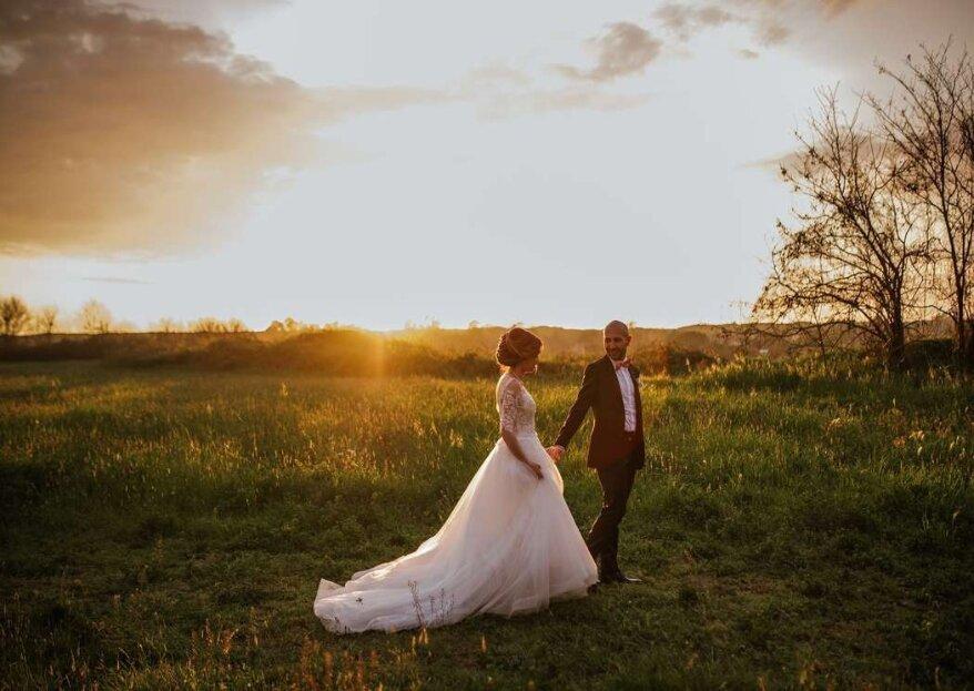 Eterea come i ricordi, questa è la fotografia di nozze ideale di Gaetano Clemente