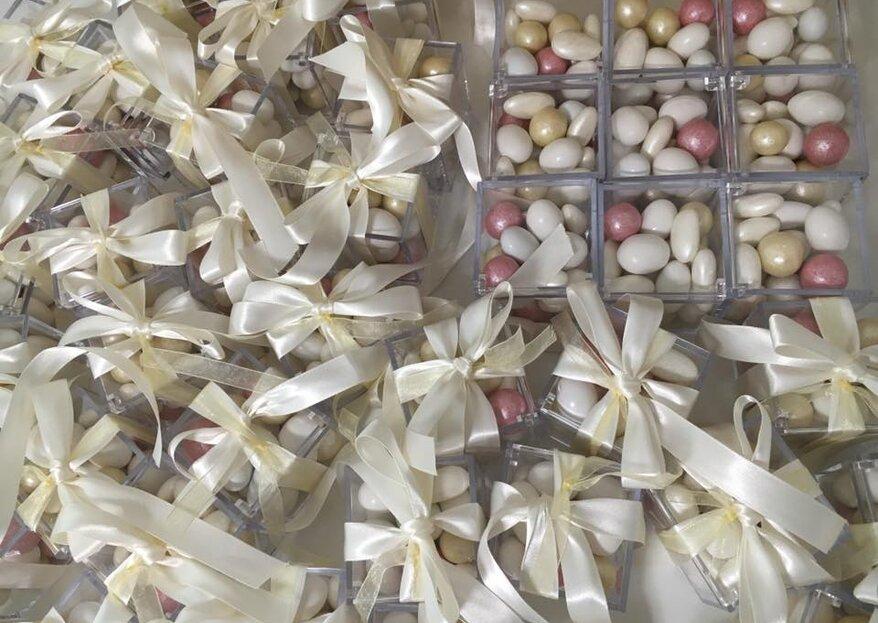 Gastgeschenke & Dekoration für die schönsten Hochzeiten – einfach selbst zusammenstellen