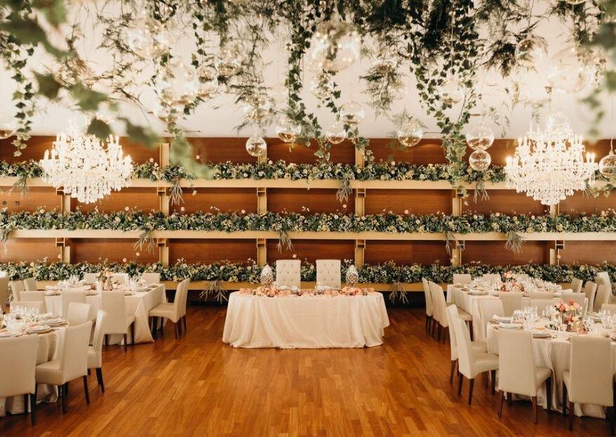 Conheça as vantagens de casar num espaço que ofereça TUDO para seu casamento!