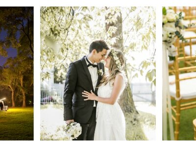 6 Tipps für eine Hochzeit im Garten - Nutzen Sie diese wunderbare Hochzeitslocation
