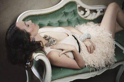 Na London Bridal Fashion Week 2015, as jóias também têm lugar: venham conhecer as novas colecções!