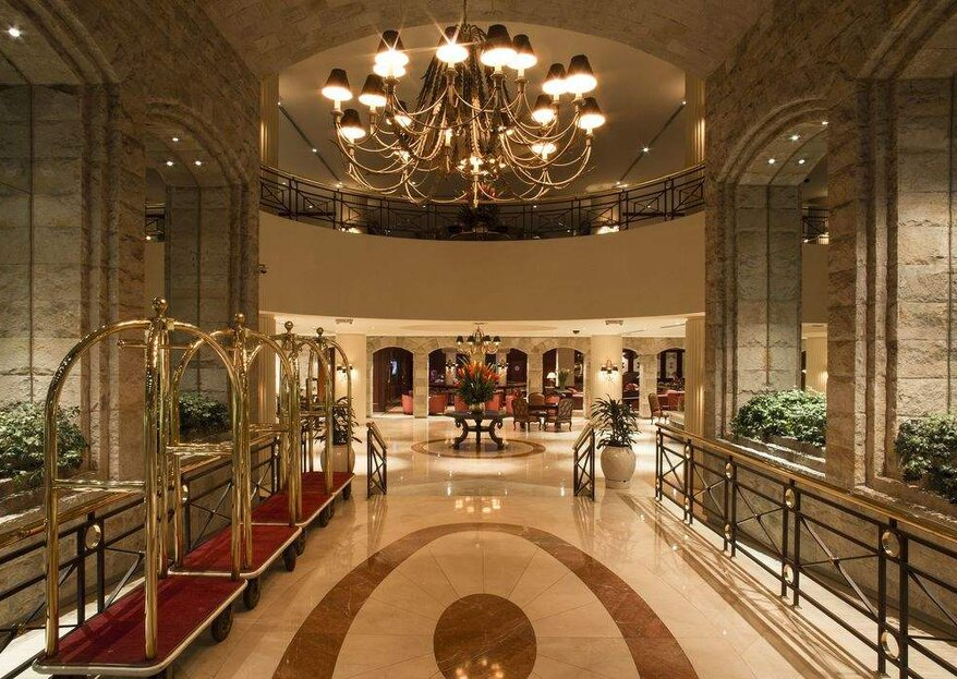¿Cómo tiene que ser el hotel perfecto para tu matrimonio?, ¡descúbrelo con Swissôtel Lima!