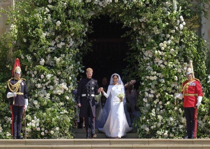Non solo Royal Wedding: anche il tuo matrimonio deve essere prezioso