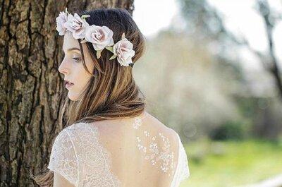 10 tatouages éphémères repérés sur Internet que vous allez adorer pour votre mariage