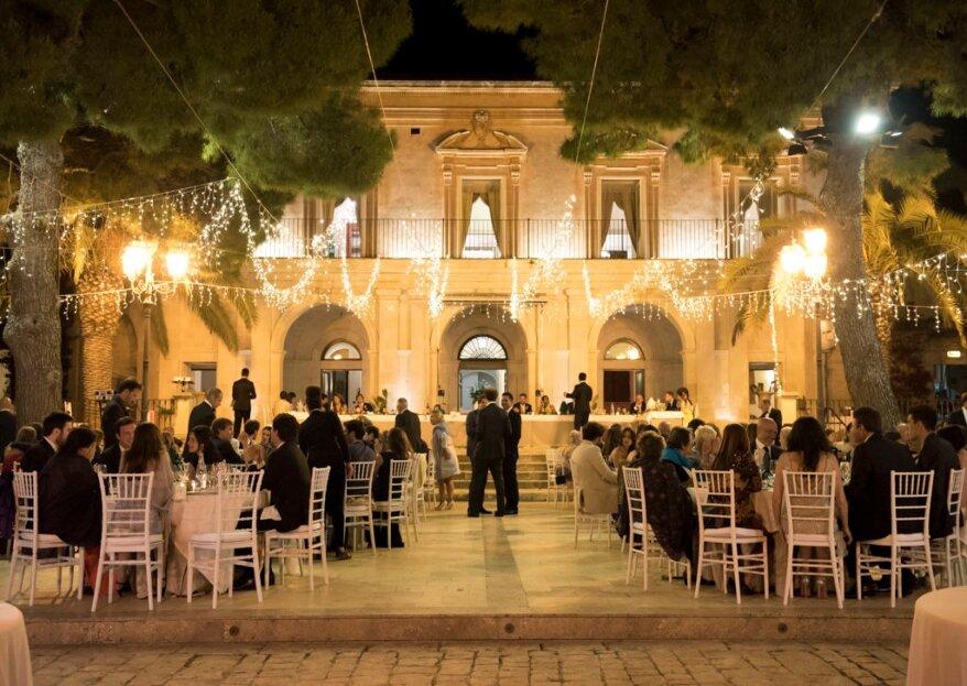 Graziano Catering: la tradizione culinaria sicula in un menù assortito delle vostre nozze