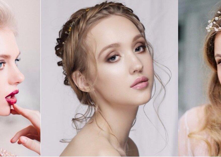 Идеальный макияж для невесты: нет предела совершенству!