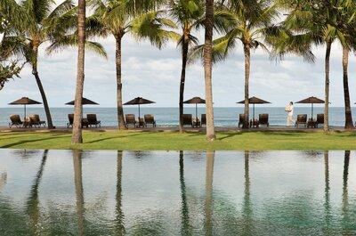 Die besten Hotels für Flitterwochen auf Bali– Tropische Honeymoon der Extraklasse!