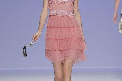 Vestidos de fiesta en color rosa