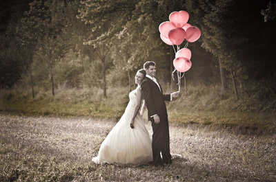 Romantische Ideen für Ihre Hochzeit