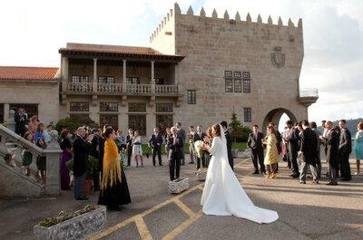 I 10 castelli per matrimonio più romantici per chi si sposa in Spagna