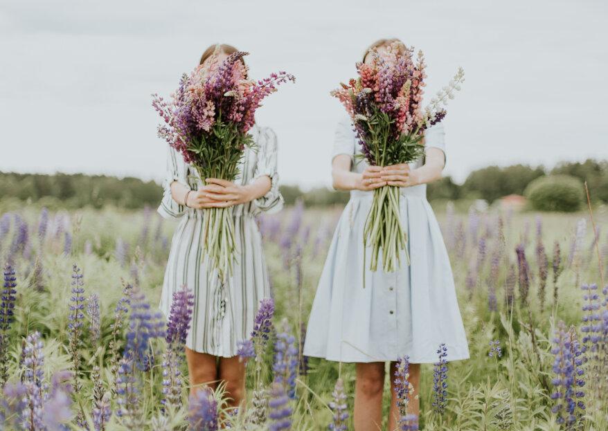 ¿Cómo elegir las flores del matrimonio? ¡Color y alegría cada rincón!