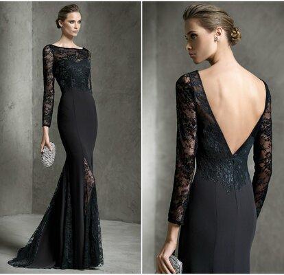 09ea71cfa3 Descubre la colección de vestidos de madrina Pronovias 2016