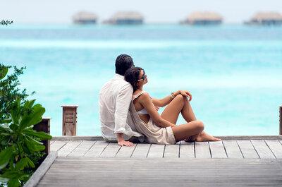 Un viaje de novios de ensueño en las Islas Maldivas