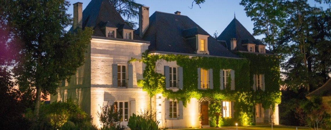 Manoir de la Fauconnie : votre mariage dans un luxueux domaine