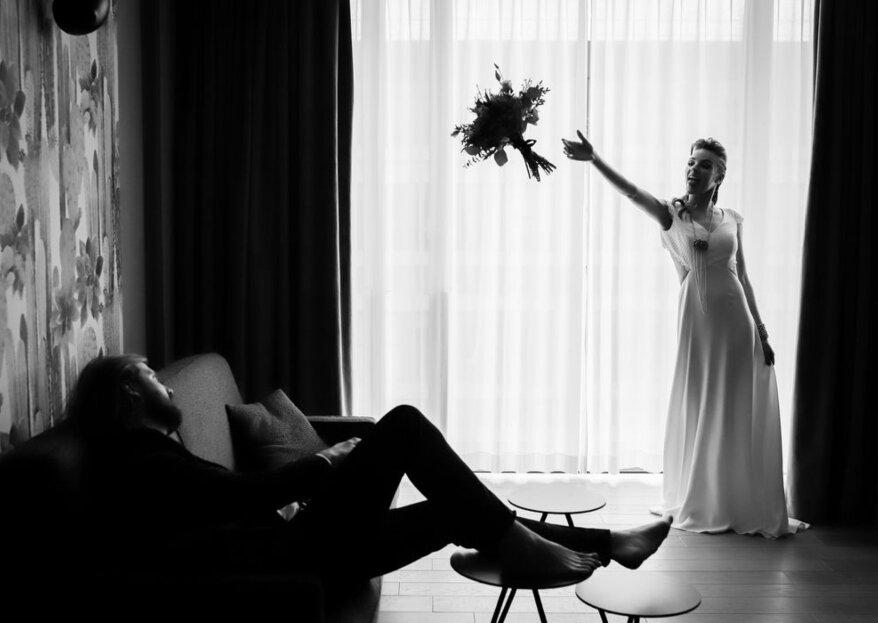 Immortaliser votre mariage : plutôt photo ou vidéo ?