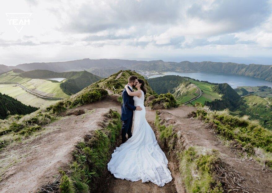 Casamentos de inverno: elegantes, românticos e inesquecíveis