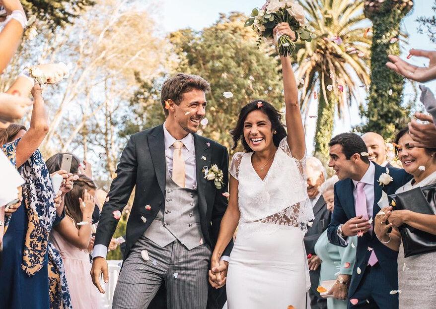 Mia Rose e Miguel Cristovinho já casaram!