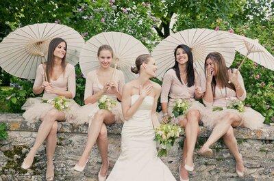 Stilbruch einmal anders: Lustige Ideen für einen originellen Hochzeitslook!