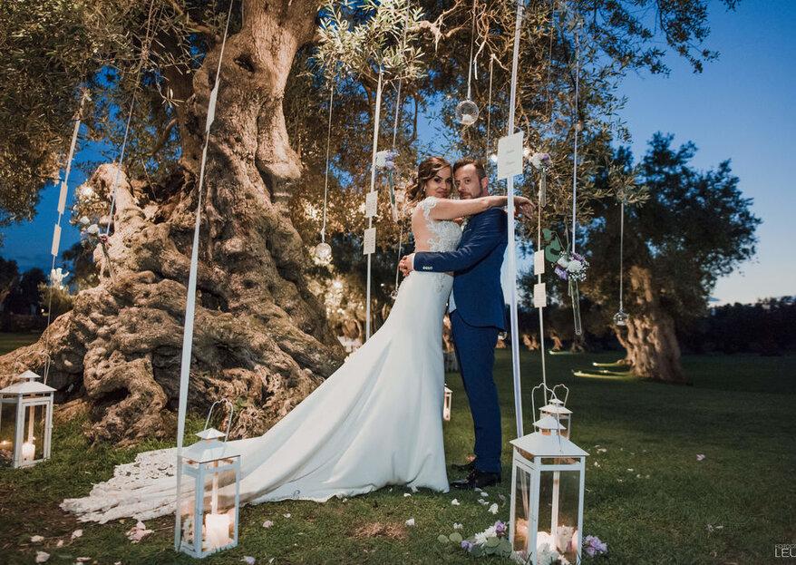 Leuci Fotografia scrive con la luce il racconto delle vostre nozze