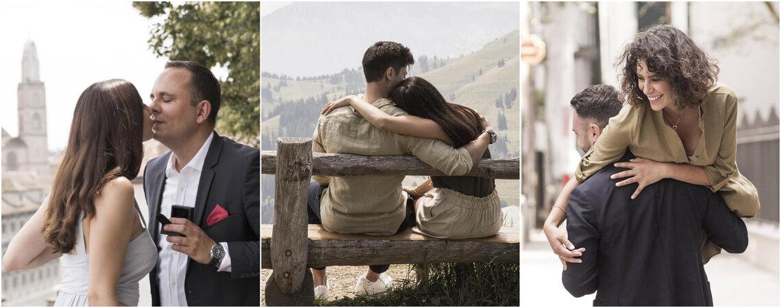 They Said Yes In Switzerland - Persönliche Liebesgeschichten aus der Schweiz
