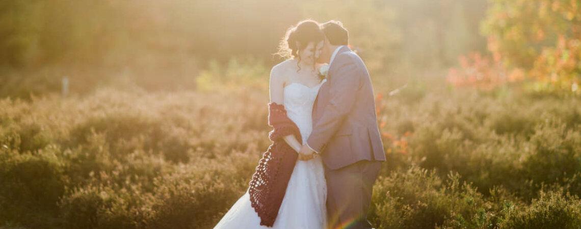 Hoe kies je de mooiste trouwfoto locatie?