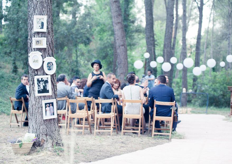 Cómo hacer la lista de invitados para la boda en 5 pasos