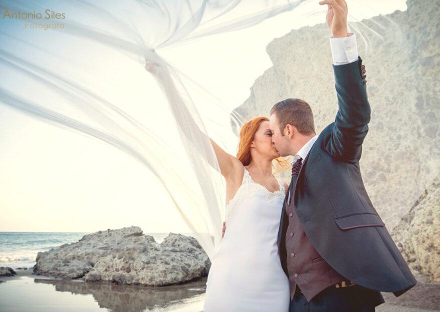 Antonio Siles, un maestro de la fotografía que hará de vuestro reportaje de boda un recuerdo de ensueño