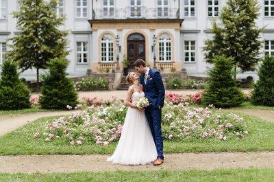 Julia & Tobias' Traumhochzeit im Leipziger Schloss – Ein rauschendes Fest auf ganzer Linie