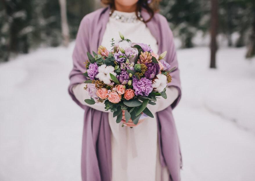Boleros, estolas o chaquetas para novias. ¡Si te casas en otoño o invierno, complementa tu vestido con este accesorio ideal!