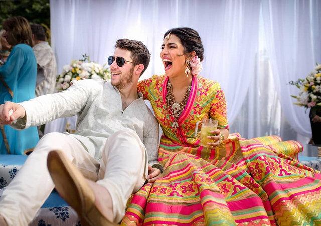 Nick Jonas et Priyanka Chopra se sont mariés !