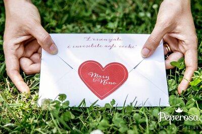 Cosa scrivere sulle partecipazioni di nozze? La parola agli esperti