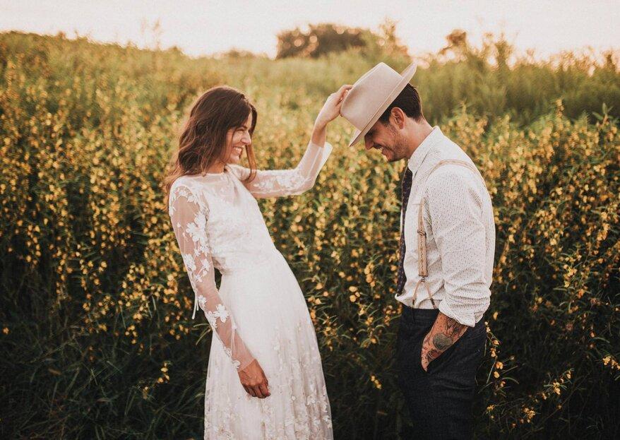 12 riti scaramantici per il matrimonio che forse non conosci