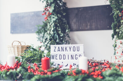 Segundo Breakfast Wedding Club de Zankyou. ¡Christmas Edition!