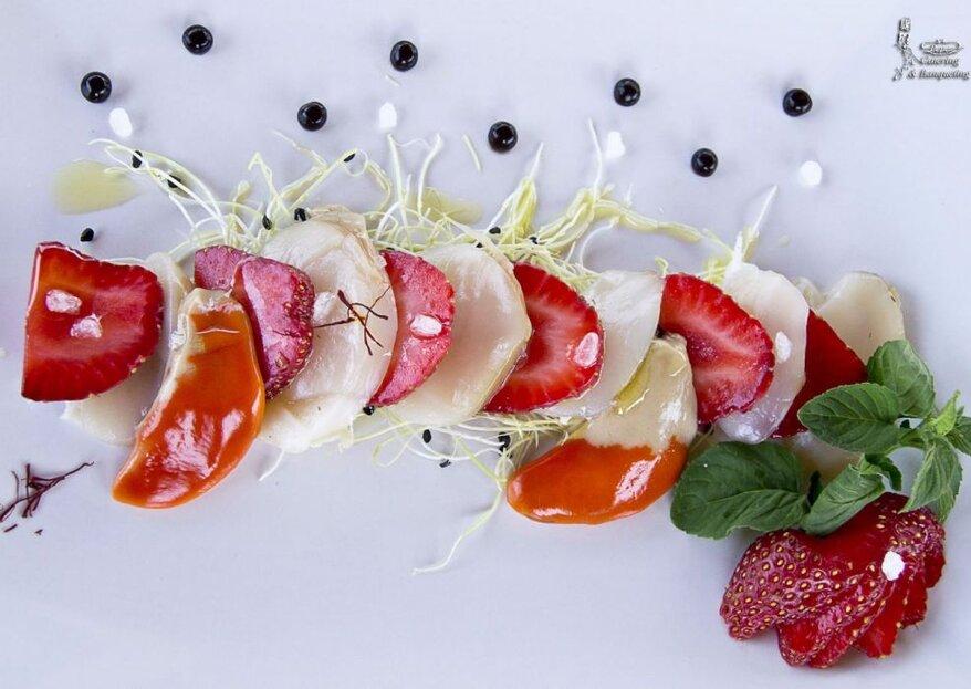 Come scegliere menù di nozze adatti ad ospiti vegani, vegetariani e celiaci: spazio alla creatività!