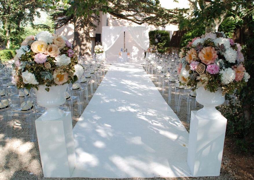 Château Grand Boise : un véritable écrin pour votre mariage près d'Aix-en-Provence