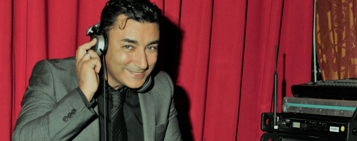 Symbiose aus Musik, Atmosphäre und Professionalität – Musikunternehmer & Profi-DJ Tahar Jaballah im Porträt