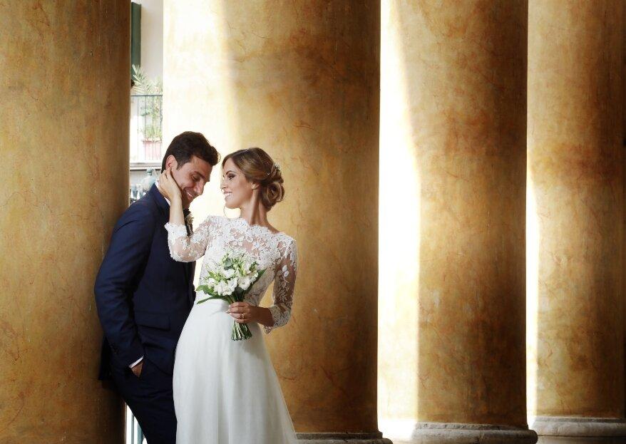 Ciardi Fotografia: la fusione perfetta di tecnica e cuore per le tue nozze