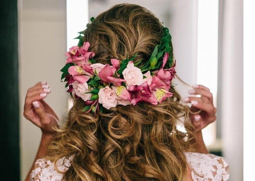 I 6 accessori per capelli che stanno bene con qualsiasi abito da sposa