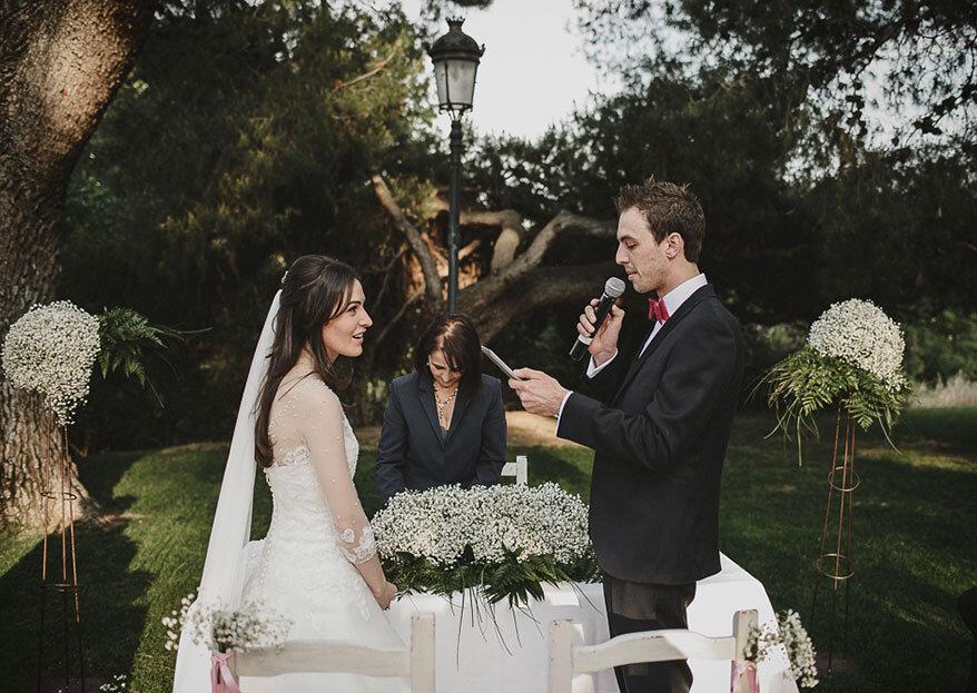 Como escrever o discurso do meu casamento em 5 passos
