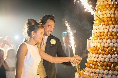 Entre Mets et Fragrances : le soin du produit, de la cuisine et de l'art de la table réunis pour votre réception de mariage