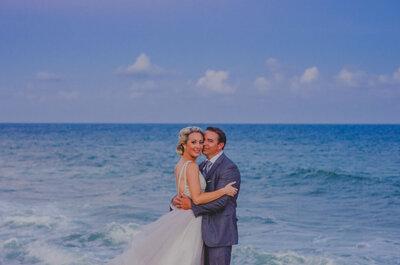 Llévame a descubrir el infinito: La boda de Alexis y Joey