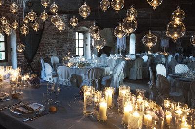 L'importanza di luci e candele durante un matrimonio: la parola all'esperta