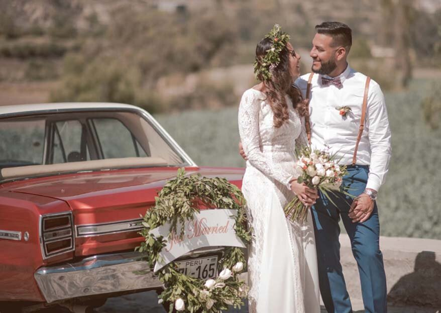 Las flores de tu boda harán que tu gran celebración sorprenda. ¡Conoce lo que te ofrece Bouquet Perú!
