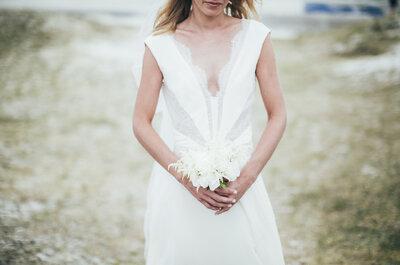 Odile Léonard : l'aventure des robes de mariée sur mesure en toute élégance!